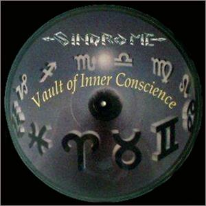 "SINDROME - VAULT OF INNER CONSISTENCE (LTD EDITION 250 COPIES PICTURE DISC) 12"" LP"