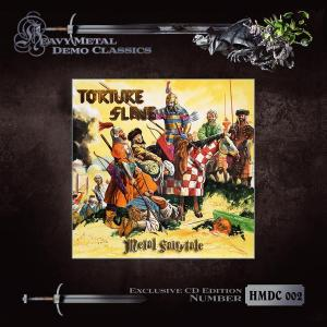 TORTURE SLAVE - METAL FAIRYTALE (EXCLUSIVE EDITION) CD (NEW)