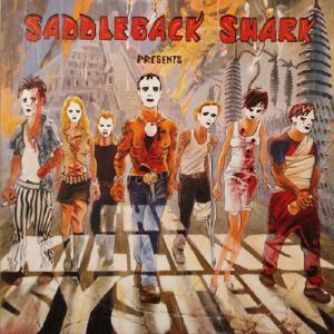 SADDLEBACK SHARK - THE KILLING SYSTEM CD (NEW)