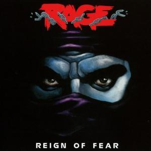 RAGE - REIGN OF FEAR (+BONUS CD, INCL. DEMO TRACKS + UNRELEASED SONGS) 2CD (NEW)