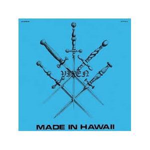 VIXEN - MADE IN HAWAII E.P. (BLUE VINYL) LP