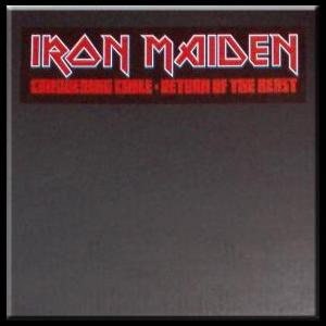 IRON MAIDEN - CONQUERING CHILE - RETURN OF THE BEAST - LIVE IN SANTIAGO JAN 2001 (LTD EDITION 275 COPIES BOX , COLORED VINYLS, COPY NR 74) 3LP (NEW)