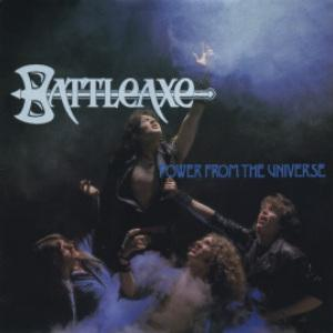 BATTLE AXE - POWER FROM THE UNIVERSE LP