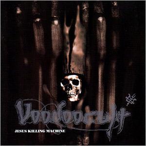 "VOODOOCULT - JESUS KILLING MACHINE (+METALIZED KIDS 12"" VINYL INCL. 2 UNRELEASED TRACKS) 2LP"