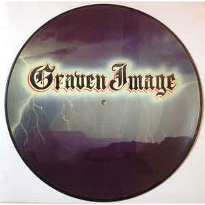 "GRAVEN IMAGE - WARN THE CHILDREN (PICTURE DISC) 12"" LP"