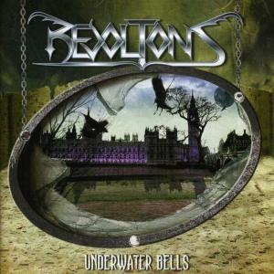 REVOLTONS - UNDERWATER BELLS (+BONUS VIDEO) CD (NEW)