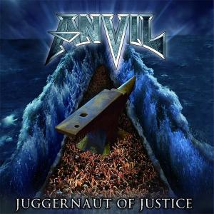 ANVIL - JUGGERNAUT OF JUSTICE CD (NEW)