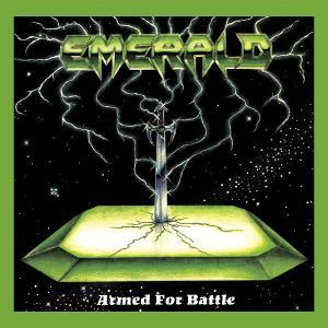 PRE-ORDER: EMERALD - ARMED FOR BATTLE (+ 4 BONUS TRACKS) CD (NEW)