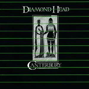 DIAMOND HEAD - CANTERBURY (JAPAN EDITION) CD
