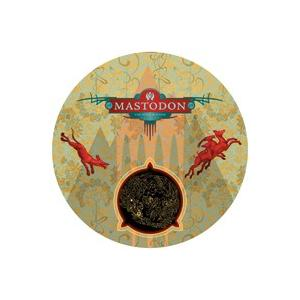 """MASTODON - WOLF IS LOOSE (PICTURE DISC) 12"""" LP (NEW)"""