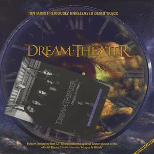 """DREAM THEATER - LIE (STRICTLY LTD EDITION 12"""" SINGLE CONTAINS UNRELEASED DEMO TRACK, INCL. POSTER EDITION OFFICIAL FANZINE """"IMAGES & WORDS"""") 12"""" LP"""
