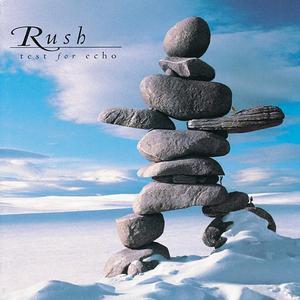RUSH - TEST FOR ECHO (JAPAN EDITION +OBI) CD