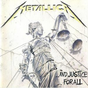 METALLICA - AND JUSTICE FOR ALL (RARE CZECH EDITION) CD