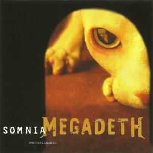 MEGADETH - INSOMNIA (PROMO) CD'S