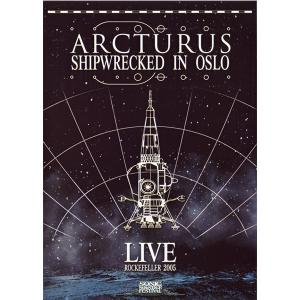 ARCTURUS - SHIPWRECKED IN OSLO (METALLIC CASE) DVD