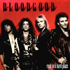 BLOODGOOD - ROCK IN A HARD PLACE (DIGI PACK) CD (NEW)