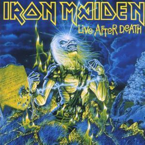 IRON MAIDEN - LIVE AFTER DEATH (JAPAN EMI EDITION +OBI, +BONUS CD INCL. MULTIMEDIA TRACKS, SPECIAL DOUBLE CASE) 2CD