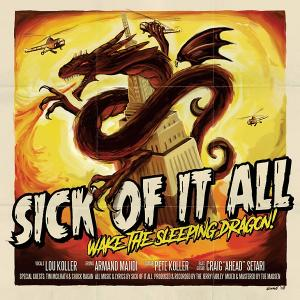 SICK OF IT ALL - WAKE THE SPLEEPING DRAGON! (180G VINYL INCL CD) LP (NEW)
