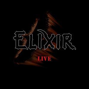 ELIXIR - LIVE CD (NEW)