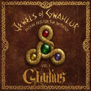 GLADIUS - THE RITUAL BEGINS (JEWELS OF GWAHLUR SERIES VOL. I, DIGI PACK) CD (NEW)