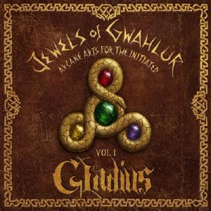 GLADIUS - THE RITUAL BEGINS (JEWELS OF GWAHLUR SERIES VOL. I, DIGI PACK) CD (NEW)