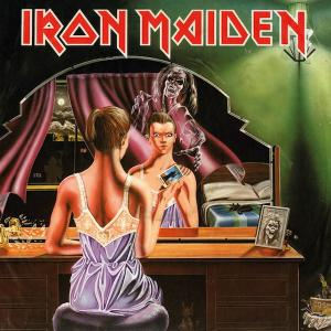 "IRON MAIDEN - TWILIGHT ZONE/WRATHCHILD (2014 REISSUE) 7"""