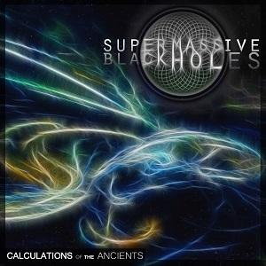 SUPERMASSIVE BLACK HOLES - CALCULATIONS OF THE ANCIENTS (LTD EDITION PAPERSLEEVE MINI LP COVER +OBI) CD (NEW)