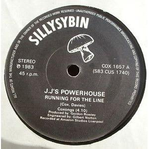 """J.J'S POWERHOUSE - RUNNING FOR THE LINE 7"""""""