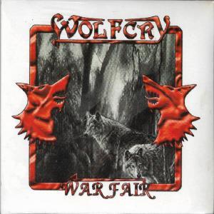 WOLFCRY - WARFAIR (DIGI PACK) CD (NEW)