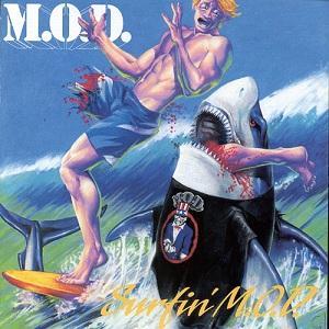 MOD - SURFIN MOD LP