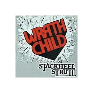 WRATHCHILD - STACKHEEL STRUTT (RED VINYL) LP