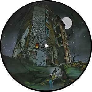 "LIVING DEATH - EISBEIN (3 TRACKS, PICTURE DISC) 12"" LP"