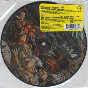 ROB ZOMBIE - DRAGULA/HALLOWEEN (PICTURE DISC) 7""