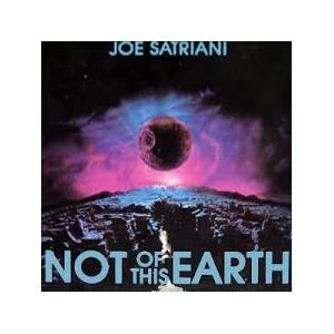JOE SATRIANI - NOT OF THIS EARTH (FIRST U.S.A EDITION) LP