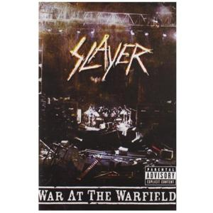 SLAYER - WAR AT THE WARFIELD DVD