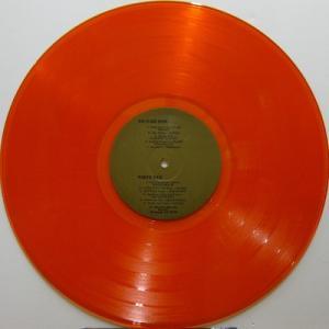 WARRIORS - SAME (ORANGE VINYL, AZRA RECORDS) LP