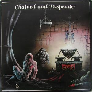 CHATEAUX - CHAINED AND DESPERATE (CLASSIC METAL EDITION +2 BONUS TRACKS) CD (NEW)