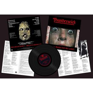 THUNDERSTICK - SOMETHING WICKED THIS WAY COMES (LTD EDITION 100 COPIES BLACK VINYL) LP (NEW)