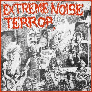 EXTREME NOISE TERROR - A HOLOCAUST IN YOUR HEAD (FIRST EDITION) LP
