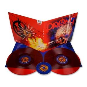 PRONG - ZERO DAYS (LTD EDITION RED VINYL, INCL. CD ALBUM IN CARDBOARD SLEEVE, GATEFOLD) 2LP (NEW)
