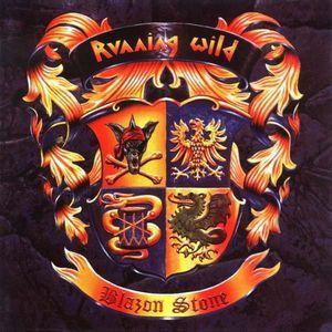 RUNNING WILD - BLAZON STONE (JAPAN EDITION) CD