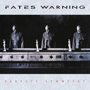 FATES WARNING - PERFECT SYMMETRY (REISSUE 2018, 180GR BLACK VINYL, +POSTER) LP (NEW)