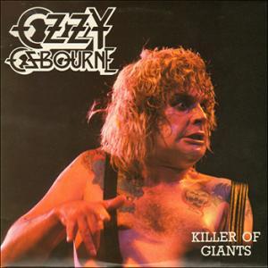 """OZZY OSBOURNE - KILLER OF GIANTS - """"METRO CENTRE"""" MINNEAPOLIS, USA 9/7/86 2LP"""