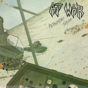AT WAR - RETALIATORY STRIKE CD (NEW)