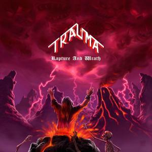 TRAUMA - RAPTURE AND WRATH CD (NEW)