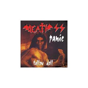 "DEATH SS - PANIC/TALLOW DOLL (LTD EDITION 200 COPIES NUMBERED) 7"" (NEW)"