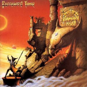 DIAMOND HEAD - BORROWED TIME (JAPAN EDITION) CD
