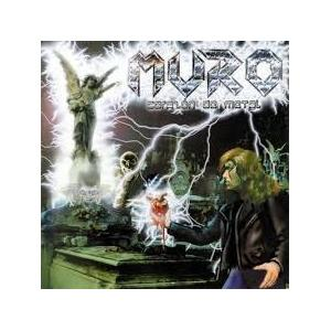 MURO - CORASON DE METAL (GATEFOLD) 2LP (NEW)