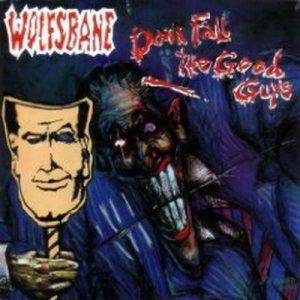 WOLFSBANE - DOWN FALL THE GOOD GUYS (JAPAN EDITION+OBI) CD