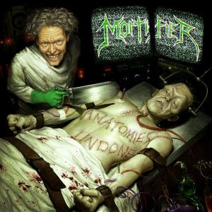 MORTIFIER - ANATOMIES UNDONE (NUMBERED LIMITED EDITION) CD (NEW)